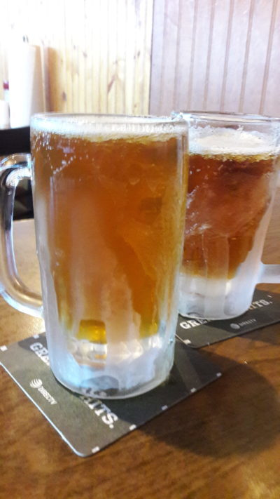 Beer on Tap: Yuengling & Fat Tire