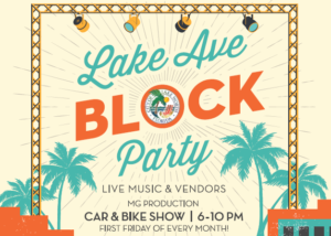 2018-2019 Lake Worth Block Party Schedule